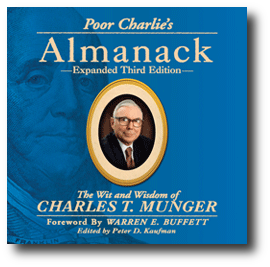 Image result for poor charlie's almanack